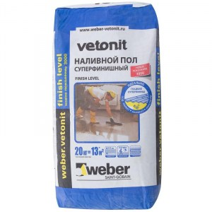 Weber Vetonit Finish Level